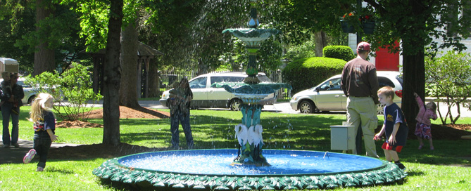 Bainbridge Fountain
